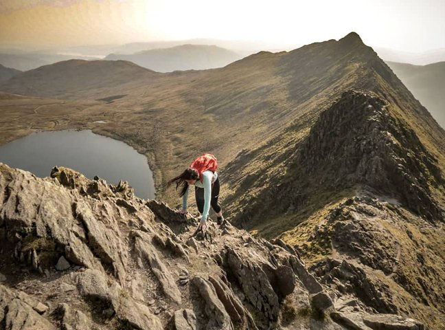 Summit & Beyond Guided Mountain Walks Peak District UK