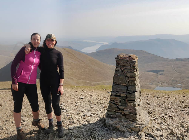Summit and Beyond Guided Walks Lake District