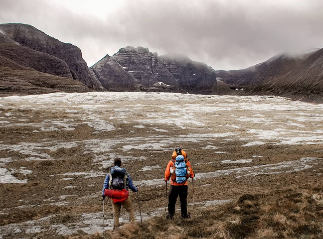 Guided Walks Scotland Summit and Beyond